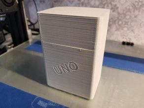 UNO Playing Card Box