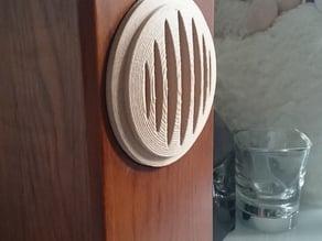 Alpair speaker grill