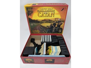 Settlers of Catan (and Expansion)
