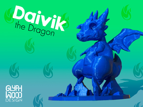 Daivik the Dragon
