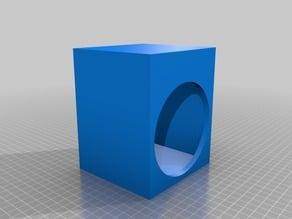 4 inch simple speaker box