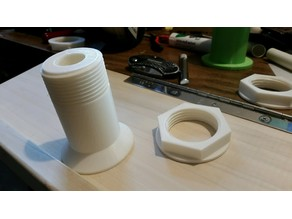 Geeetech I3 Spool Spacer
