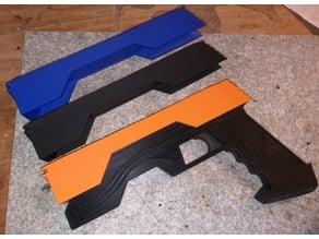 Automatic rubber gun