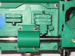 Taz 4 X belt retrofit bolt on tensioner