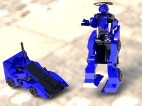 Beanie the Transformer