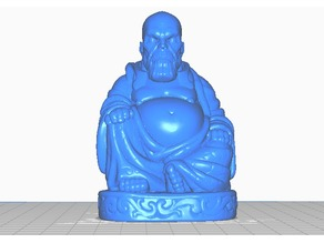 Thanos Buddha no Helmet (Marvel Collection)