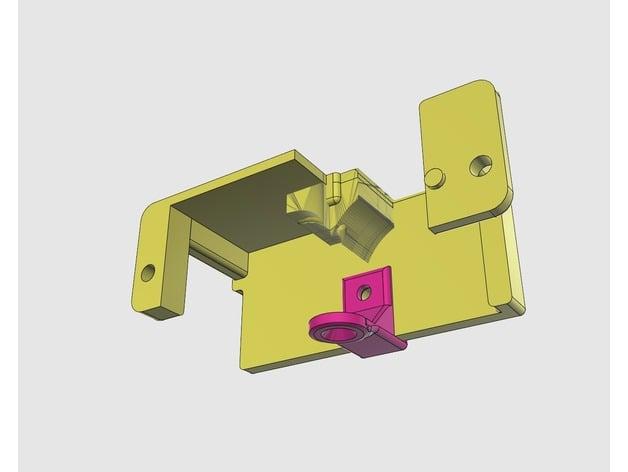 xyz davinci mini w solution for all flexible filament by