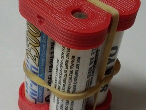 AA Battery Organizer