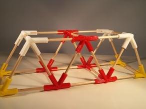 Triangulated Bridge