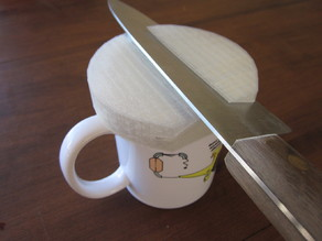 Mug Knife Sharpener