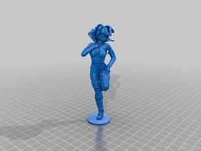 STL test Figurine