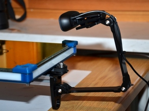 Hadron WebCam Gimbal