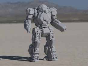 ENF-4R Enforcer for Battletech