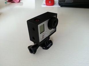 GoPro Hero 3 Frame