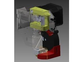 Prusa i3 Extruder (Metal Parts)