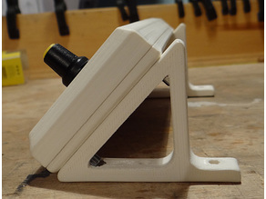 RepRap Discount Smart Controller Case Support