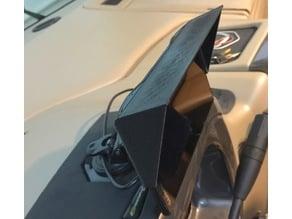Garmin RV-770 GPS Sun Visor Shade