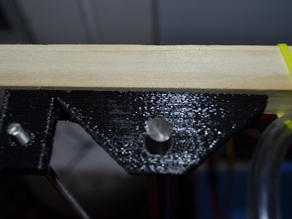 Reprap Adapto modified Z axis rod holder