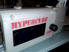 HyperCube LCD mount