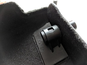 Trunk Cover Pin for BMW Mini