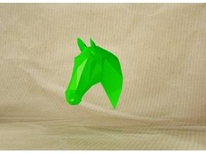 horse wall