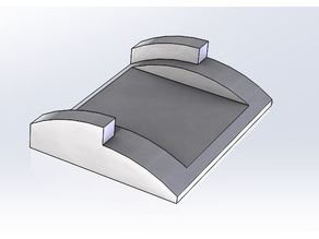 VTX mount for Lizard95