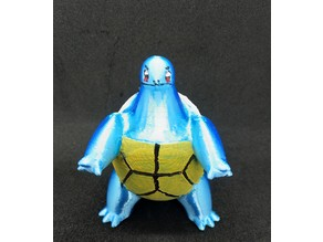 Long Neck Derp Squirtle
