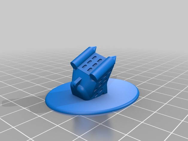 Thingiverse - Fantasy Fleet 3D Printable Miniatures by epengr