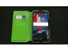 Nexus 6 Wallet Case - Customizable