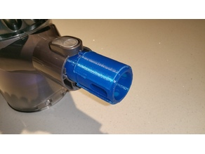 Dyson DC59 Nozzle Adaptor for Vacuum Bags