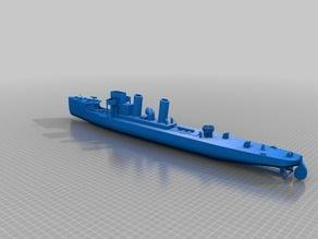 V108 - German torpedo boat