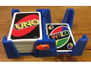 UNO Card Holder (with direction indicators)
