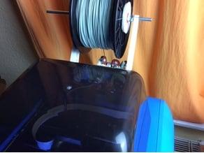 Flashforge Inventor 2 Filament gider