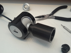 Connector Webcam - Telescope