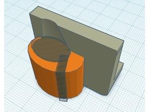 MP i3 Mini Better Filament Guide