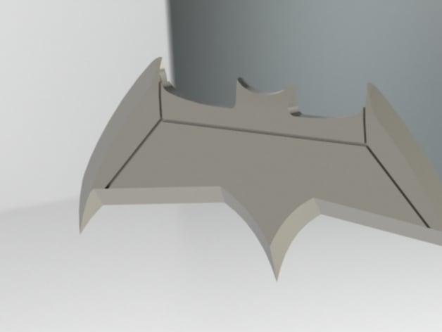batman vs superman dawn of justice batarang by sentinelprops