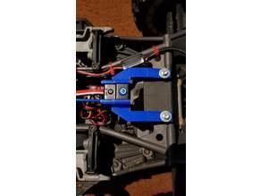 Hobbywing Switch Mount for Traxxas X-Maxx