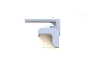 Trowel for 50mm Concrete Curb