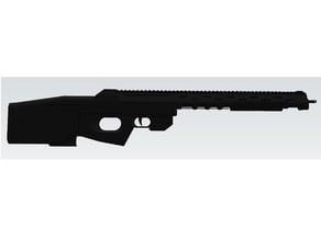 M75A2 Rifle
