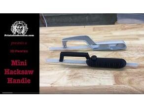 Mini Hacksaw Handle
