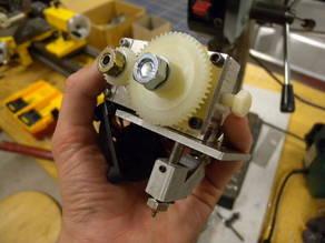 Glow Plug 3D Extruder