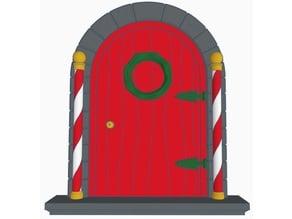Elf door color for MMU or Palette