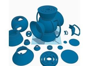 Blue Lantern Battery