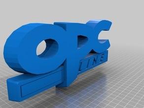 opel opc line logo