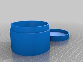 My Customized Round Box