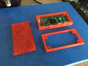 Stackable Modular Pi Zero case