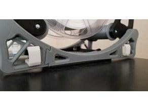 Mega Anti-Tangle Spool Holder - Anti fold clip