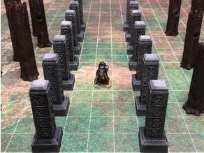 ScatterBlocks: Cyclopean Monument (28mm/Heroic scale)