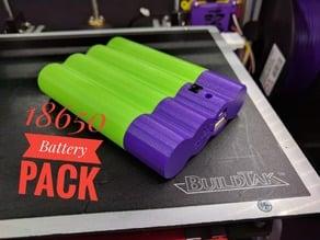 18650 Battery Pack