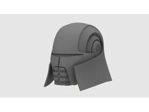 Star Wars Lord Starkiller helmet